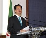 Thủ tướng dự Đối thoại Doanh nghiệp Việt Nam-Algeria