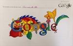 Thí sinh Lê Hiếu thắng giải cuộc thi thiết kế Doodle 4 Google