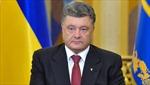 Kiev thúc Mỹ 'can thiệp' để ông Poroshenko được giải Nobel Hòa bình