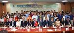 Sôi động Diễn đàn giao lưu văn hóa sinh viên Việt - Hàn