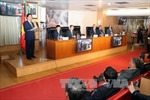 Thủ tướng Nguyễn Tấn Dũng dự lễ khánh thành Dự án mỏ Bir Seba