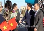 Thủ tướng bắt đầu thăm chính thức Bồ Đào Nha