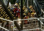 Hành khách mất chân trong tai nạn tàu lượn ở Anh