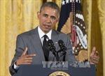Ông Obama ký phê chuẩn 'Đạo luật nước Mỹ Tự do'