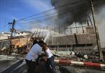 Thái Lan bắt 22 người nghi đánh bom ở miền nam