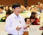 Đại biểu Quốc hội ủng hộ xây sân bay Long Thành