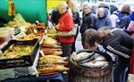 Lệnh cấm nhập khẩu cá Latvia, Estonia vào Nga có hiệu lực