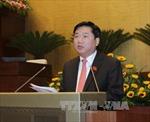 Thông cáo số 12 kỳ họp thứ 9, Quốc hội khóa XIII