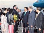 Thủ tướng  bắt đầu thăm chính thức Cộng hòa Bulgaria