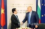 Việt Nam-Bulgaria hướng tới Đối tác chiến lược