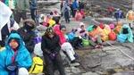 Động đất ở vùng núi Malaysia, 11 người chết