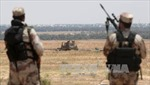 Israel không kích Gaza đáp trả vụ bắn rocket