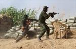 Iraq giành lại thành phố lọc dầu chiến lược