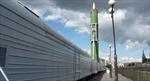 Tàu hỏa hạt nhân Nga được trang bị tên lửa Yars