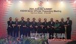 Malaysia tổ chức Hội nghị Quan chức cấp cao ASEAN