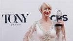 'Nữ hoàng Anh' Helen Mirren giành giải Tony danh giá
