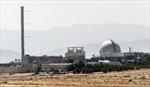 Israel thử nghiệm 'bom bẩn' trên sa mạc