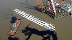 Trung Quốc di dời tàu đắm để tìm nốt nạn nhân