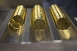 Giá vàng có tín hiệu vui, giá dầu giảm