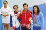 Ánh Viên và 'Michael Phelps Singapore' chạy đua HCV và kỷ lục