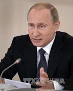 Tổng thống Putin đề cao vai trò của Đại hội Báo chí tiếng Nga