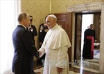 Mỹ 'trắng tay' khi Giáo hoàng không chỉ trích Nga