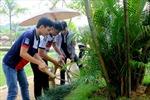 Giáo dục con trẻ ý thức bảo vệ môi trường