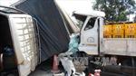 Xe tải đâm liên hoàn, ách tắc kéo dài trên Quốc lộ 14
