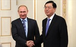 Nga-Trung nhất trí thúc đẩy hợp tác toàn diện