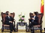 Thủ tướng Nguyễn Tấn Dũng tiếp Phó Tổng Giám đốc IMF