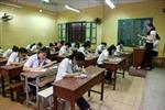 Thí sinh 3 huyện, thị xã tỉnh Phú Yên thi tại Bình Định