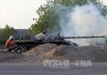 Phiến quân Houthi chiếm thủ phủ giáp giới Saudi Arabia
