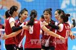 Bóng chuyền nữ Việt Nam sẵn sàng cho trận chung kết