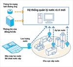 Đề xuất giải pháp quản lý thất thoát nước