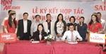 Vietjet ký kết hợp tác với Bia Sài Gòn