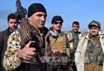 Lực lượng người Kurd giành lại cửa khẩu chiến lược