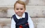 Những khoảnh khắc đáng yêu nhất của Hoàng tử George