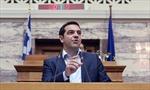 Hy Lạp sẵn sàng đàm phán với chủ nợ