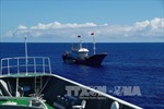 Ba tàu tuần tra Trung Quốc đi vào vùng biển Nhật Bản