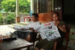Đọc báo 2472  để học cách làm giàu