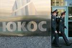 Bỉ thu giữ các tài sản của Nga liên quan tới vụ Yukos