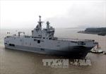 Pháp chuyển cho Nga một phần công nghệ đóng tàu Mistral
