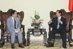 Thủ tướng tiếp Giám đốc Ngân hàng ADB tại Việt Nam