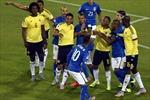 Neymar nhận thẻ đỏ, Brazil bại trận trước Colombia