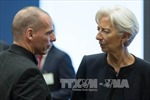 Eurozone họp thượng đỉnh khẩn cấp về Hy Lạp