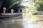 Chìm ghe trên sông, hai sinh viên thiệt mạng