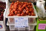 Việt Nam xuất 17 tấn quả vải đầu tiên sang Australia