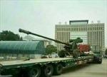 Trung Quốc tiết lộ pháo xuyên giáp nguy hiểm