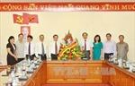 Lời cảm ơn của Thông tấn xã Việt Nam