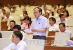 Thảo luận về dự án Luật Thống kê sửa đổi